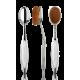 Кисть-щётка ARTIS BRUSH Oval 7 Elite Mirror Collection