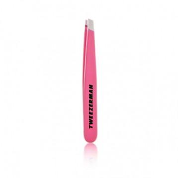 Пинцет для бровей Tweezerman Mini Pink