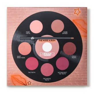 Палетка для губ Lipstick Queen Nude Lip Album Palette