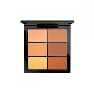Палетка консилеров и корректоров MAC Studio Conceal & Correct Palette/Medium Deep