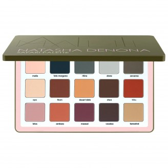 Палетка теней NATASHA DENONA Safari All Matte Palette