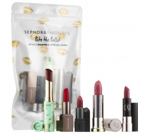 Набор для губ Sephora Favorites Bite the Bullet Lip Kit