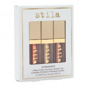 Набор жидких глиттеров Stila Iridescent Glitter and Glow Liquid Eye Shadow Set