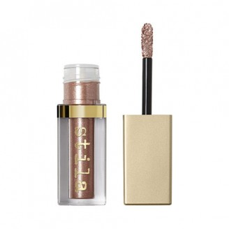 Жидкий глиттер для век Stila Glitter&Glow Liquid Eye Shadow, Rose Gold Retro
