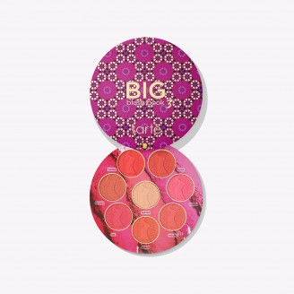 Палетка румян Tarte Big Blush Book Volume III