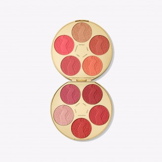 Палетка Tarte Limited-edition Blush Bazaar Palette
