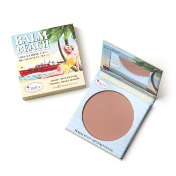 Румяна The Balm Long-wearing Blush Balm Beach