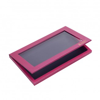 Магнитная палетка Z-PALETTE Large Hot Pink