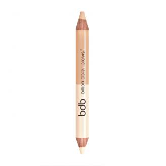 Двусторонний карандаш Billion Dollar Brows Brow Duo Pencil