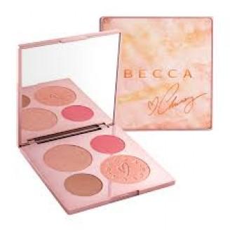 Палетка Becca x Chrissy Teigen Glow Face Palette