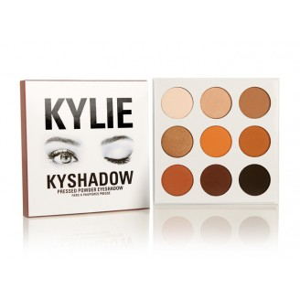 Палетка теней Kylie THE BRONZE PALETTE KYSHADOW