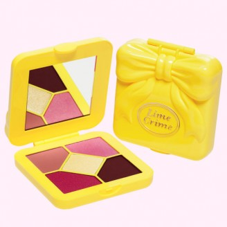 Палетка теней Lime Crime Pocket Candy Palettes (Pink Lemonade)