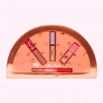 Набор Lime Crime Best of Lip Holiday Set, Nudes