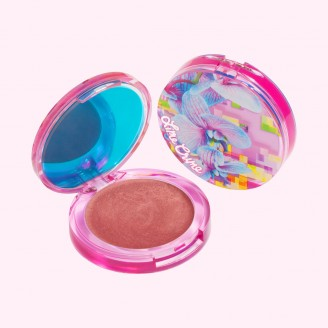 Сияющие румяна Lime Crime Glow Softwear Blush