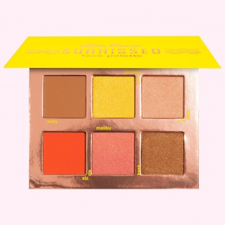Палетка для лица Lime Crime Sunkissed Face Palette