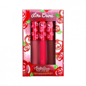 Набор помад Lime Crime Limited Edition Velvetines True Love Set