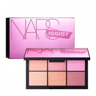 Палетка румян Nars Unfiltered Cheek Palette II