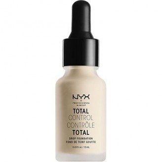 Тональная основа NYX Total Control Drop Foundation, оттенок PALE