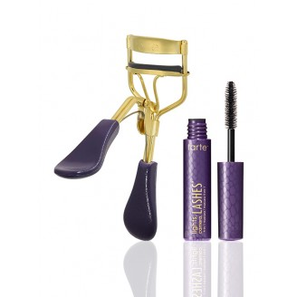 Набор для век Tarte Picture Perfect™ Eyelash Curler & Deluxe Lights, Camera, Lashes™ Mascara