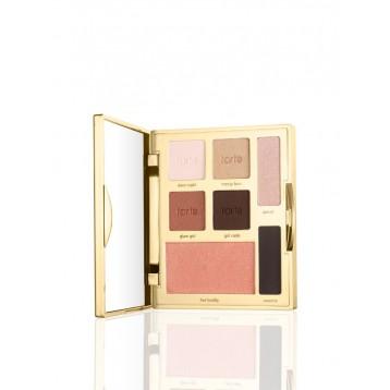 Палетка для макияжа Tarte Happy Girls Shine Brighter Eye & Cheek Palette