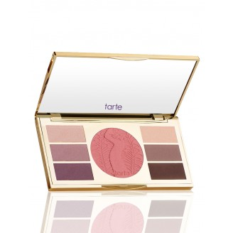 Палетка для макияжа Tarte Limited-edition Miracles From The Amazon Eye & Cheek Palette