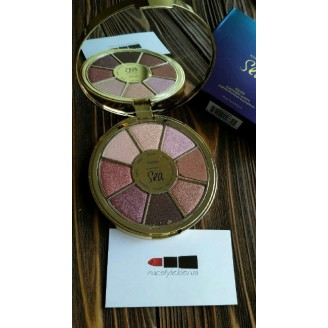 Уценка - Палетка теней Tarte Rainforest of the Sea™ Sizzle Eyeshadow Palette