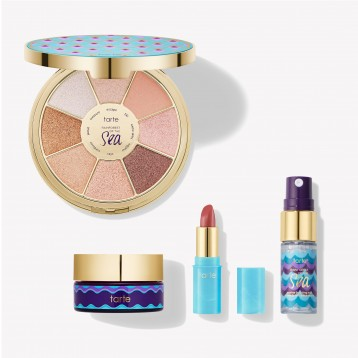 Набор для макияжа Tarte Hydrate & Glow Beauty Getaway Set