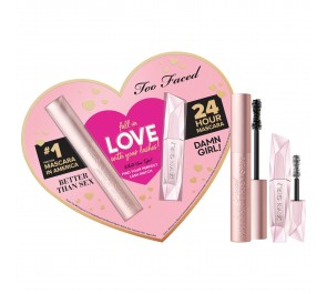 Набор для ресниц Too Faced Fall in Love With Your Lashes Mascara Set