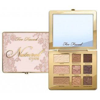 Палетка теней Too Faced Natural Eye Shadow Collection