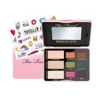 Палетка теней лимитка Too Faced TOTALLY CUTE EYE SHADOW COLLECTION