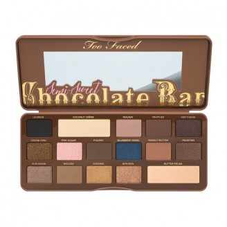 Палетка теней для век Too Faced Chocolate Bar Semi-Sweet