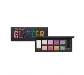 Глиттерная палетка теней Too Faced Glitter Bomb Eyeshadow Palette
