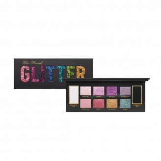 Глиттерная палетка теней Too Faced Glitter Bomb Eyeshadow Palette