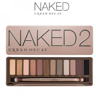 Палетка теней Urban Decay Naked 2 Eyeshadow Palette