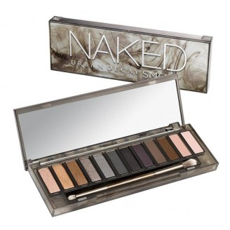 Палетка теней Urban Decay Naked Smoky Eyeshadow